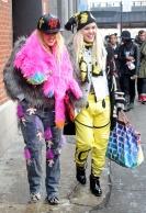 Street Style - Day 7 - New York Fashion Week Fall 2014