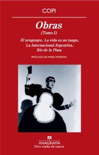 Copi es un dramaturgo Argentino de teatro del absurdo. Pude ver una de sus obras cuando estuve por Buenos Aires y me encantó.