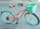 Una bici es el sueño de toda mi vida creo.