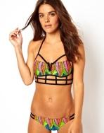 Bikini cool.